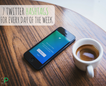 7 Twitter Hashtags for Every Day of the Week