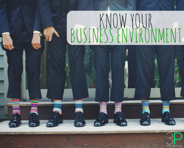 Knowing your business environment
