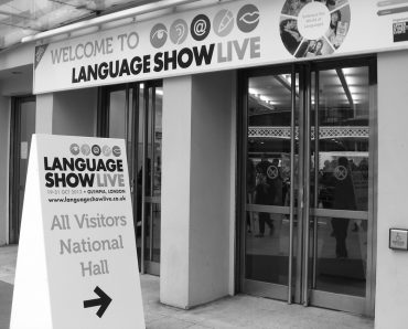 Meet me at Language Show